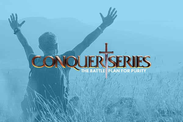 Conquer Series web graphic_600 x 400