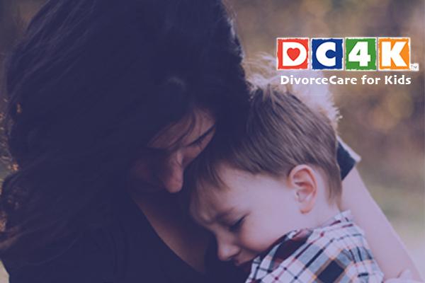 Divorce Care for Kids logo
