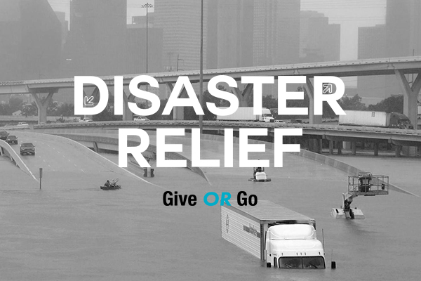 Disaster Relief graphic