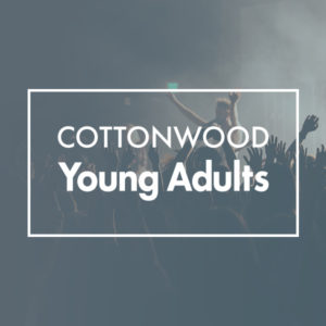 young adults volunteer tile