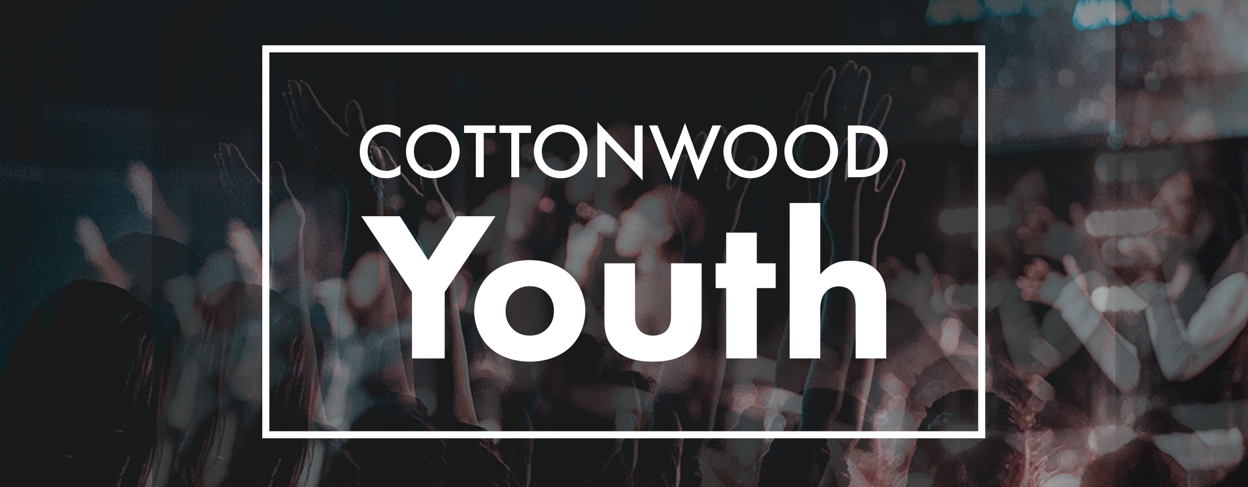 Cottonwood Youth Banner