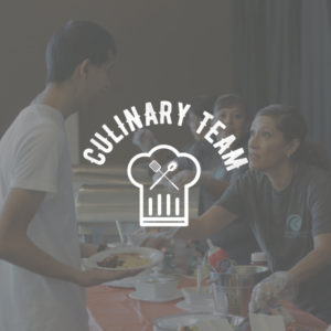 Culinary Team volunteer image