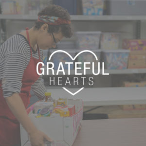 Grateful Hearts volunteer image
