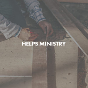 Helps Ministry volunteer image