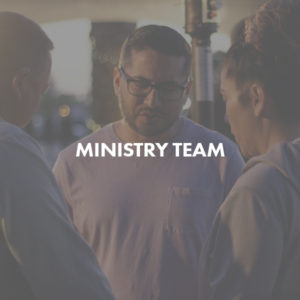 Ministry Team volunteer image