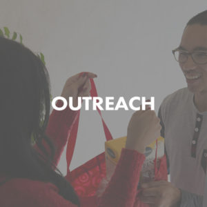 Outreach volunteer image