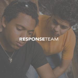 Response Team volunteer image