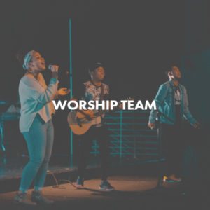 Worship Team volunteer image