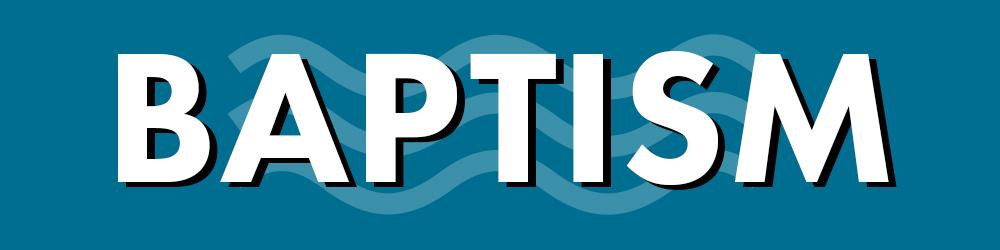 Baptism logo