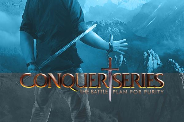 Conquer Series logo