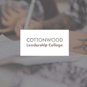 Cottonwood Leadership College