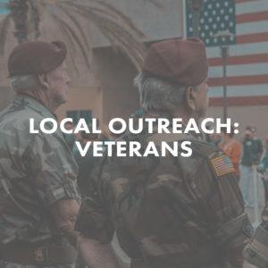 Local Outreach Veterans