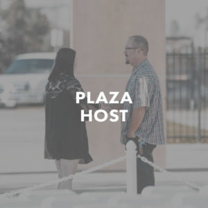 Plaza Host