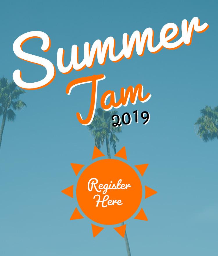 Summer Jam 2019 Register Here